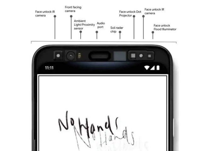 Pixel 4 Will Unlock Itself Even if Your Eyes Are Closed, No Fix in Sight