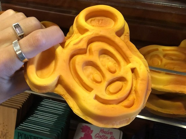 We searched for the best Mickey-shaped snack at Disney World — and the winner was clear