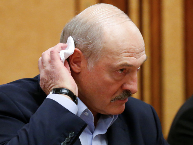 Belarus president claims he was INTENTIONALLY infected with Covid-19