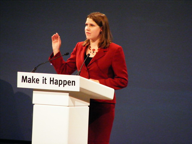 Why is Swinson targetting Labour-Tory marginals?