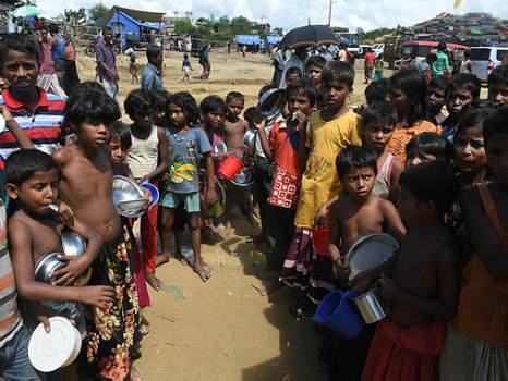 Bangladesh bans three charities from giving Rohingya aid