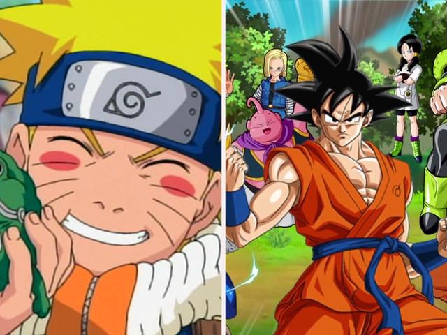 15 Ways Naruto Is Better Than Dragon Ball Z