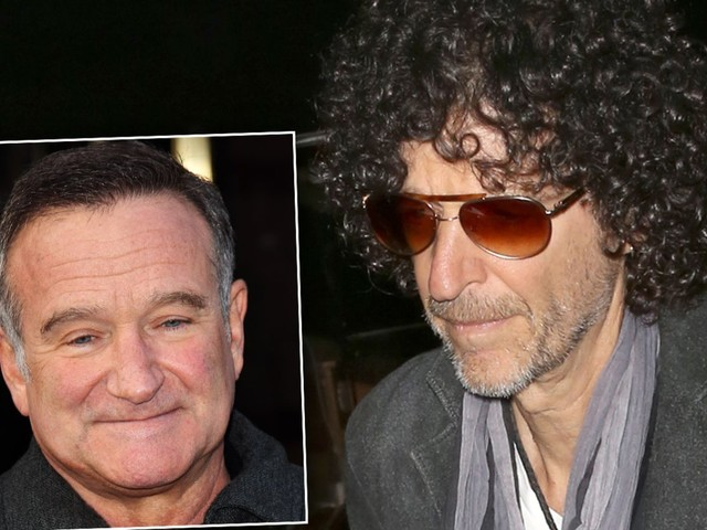 Howard Stern Regrets Being 'A**hole' To Robin Williams: 'I Didn't Know He Was Dying'