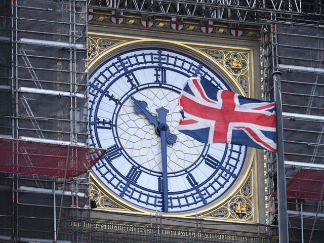 Boris Johnson announces Brexit day celebrations to distract from failure to make Big Ben bong