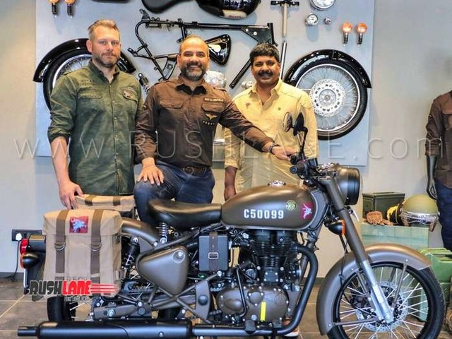 Royal Enfield President Rudratej Singh resigns with immediate effect