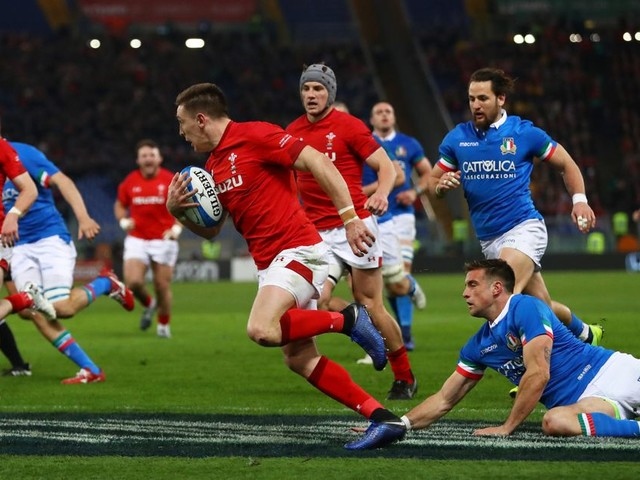Six Nations packages to Rome are going for £129pp - including match tickets