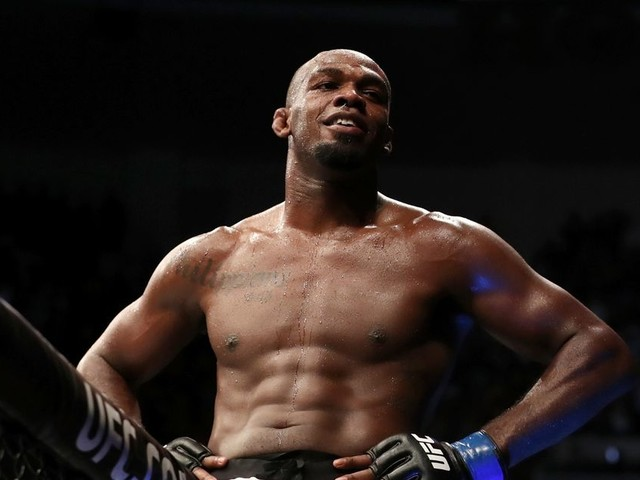 Jon Jones failed drug test at UFC 214 as light-heavyweight champion faces being stripped of his title AGAIN