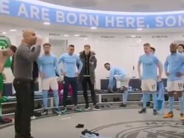 """Pep Guardiola urged Manchester City stars to beat Tottenham for absent David Silva: """"He's f****** suffering!"""""""