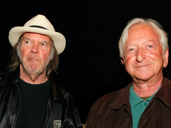 Neil Young Remembers Elliot Roberts as His 'Best Friend' and the 'Greatest Manager of All Time'