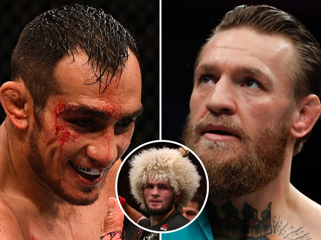 Conor McGregor insists he's in fighting shape 'right now' after UFC rival Tony Ferguson called him and Khabib out