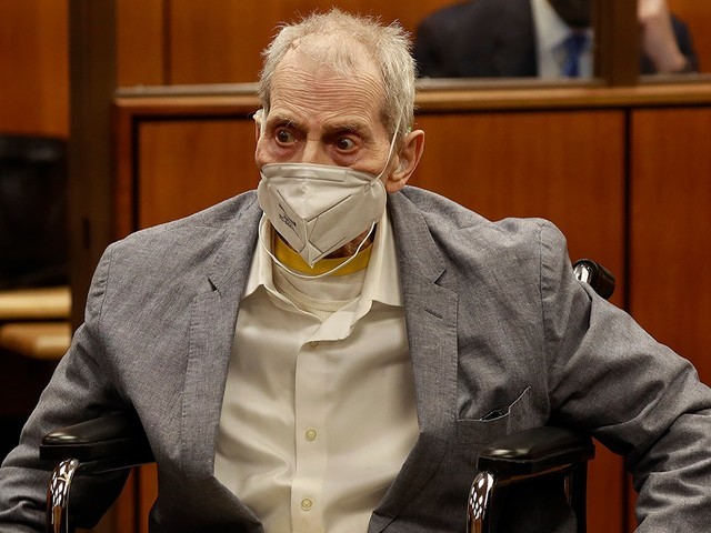 Robert Durst Found Guilty of Murder of Susan Berman