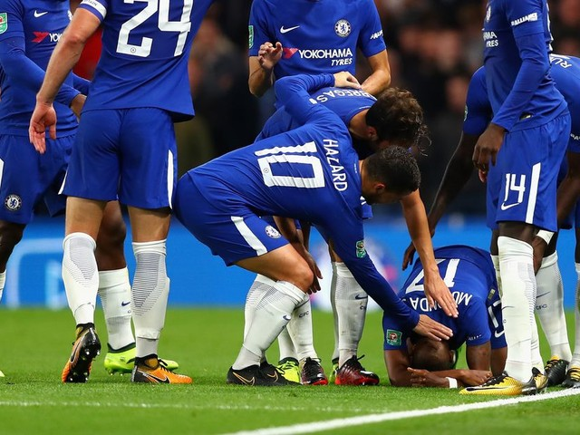 Charly Musonda Jr reflects on the excitement and emotion of his full Chelsea debut and debut goal