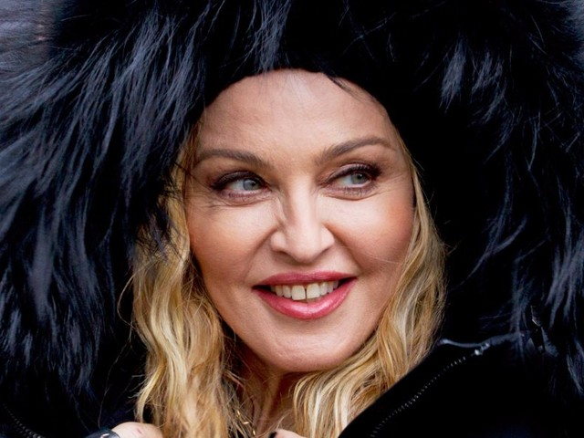 A movie about Madonna's life is getting made — and she's posting angry messages about it on Instagram