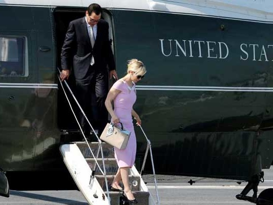 US Treasury Chief Sought $25,000 An Hour Air Force Jet For His Honeymoon