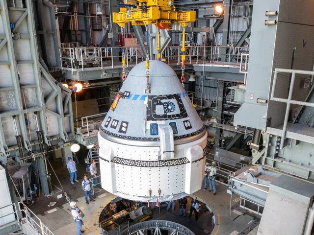 Boeing's Calamity Capsule might take to space once again ... in the first half of 2022