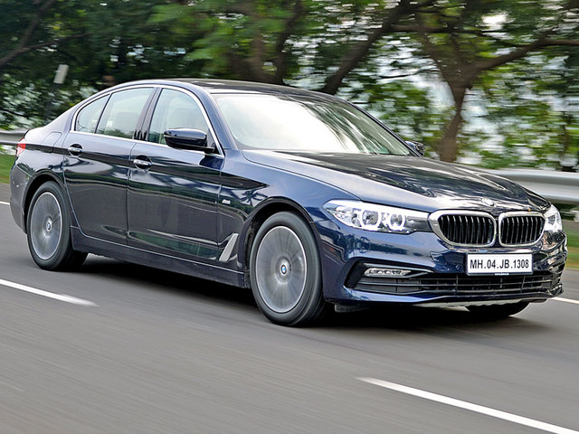 Review: 2017 BMW 530i petrol review, test drive