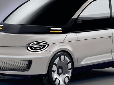 Fiat Multipla, AKA World's Ugliest Car, Gets Unofficial EV Makeover. Decent Now?