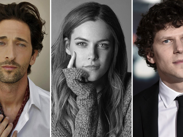 Jesse Eisenberg, Adrien Brody, and Riley Keough Join Cannes Market Title 'Manodrome'