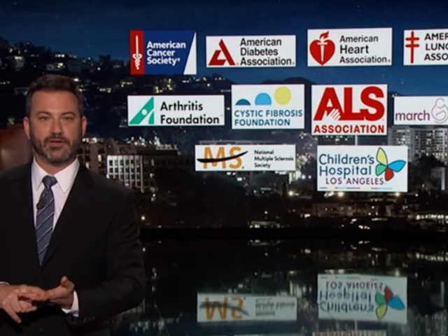 Jimmy Kimmel slams Republican healthcare bill: 'This guy, Bill Cassidy, just lied right to my face'