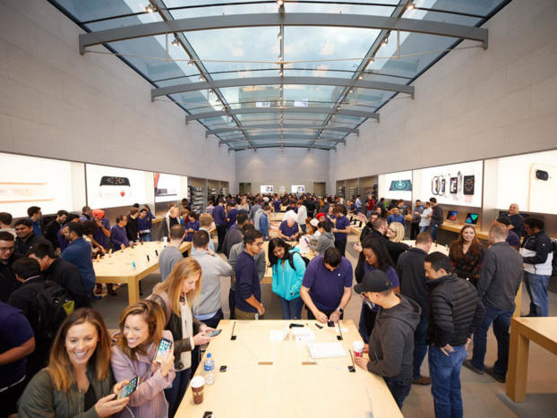 iPhone X drives Apple's 'best ever' year for smartphone sales