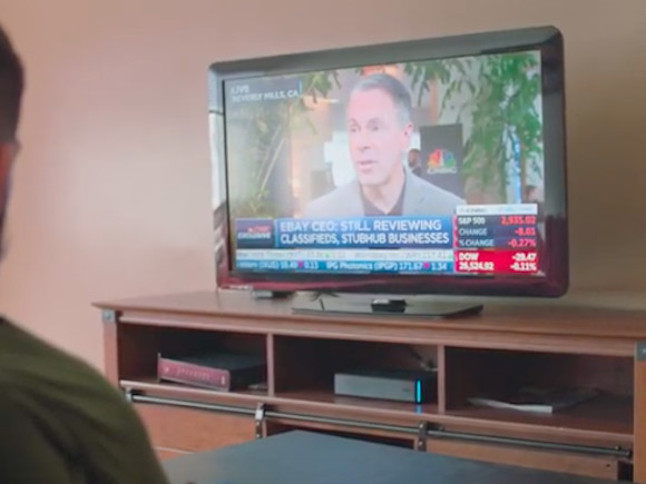 Comcast Launches New Eye-Controlled TV Service for People With Disabilities