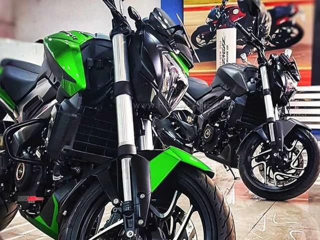 2019 Bajaj Dominar 400 domestic sales up 58 percent in May
