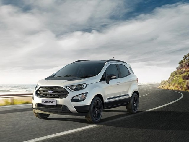 Ford Ecosport 2019 Thunder Edition Launched In India At INR 10.18 Lakh