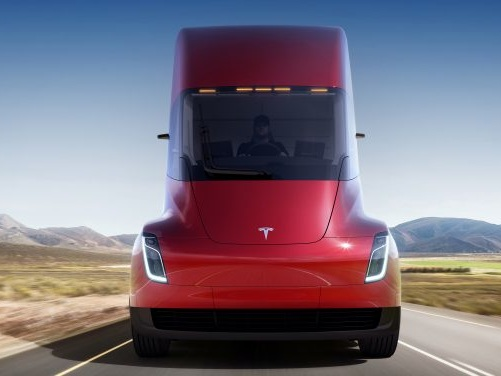 Pepsi Co. to Stack Doritos and Mountain Dews on Tesla Semi Short-Hauls
