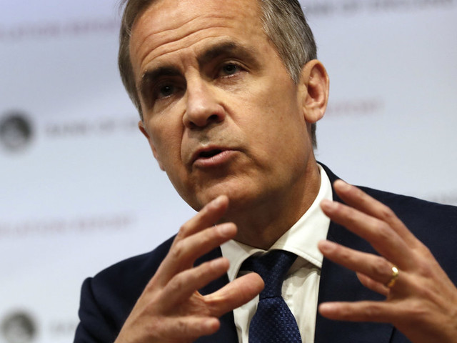 Brexit Has Already Left UK Households £900 Worse Off, Claims Bank Of England Governor