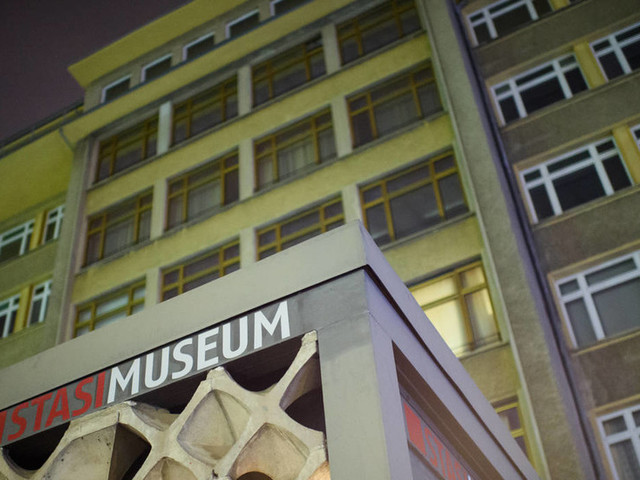 Burglars ransack Berlin's Stasi museum one week after Dresden hit by biggest jewel heist since WWII