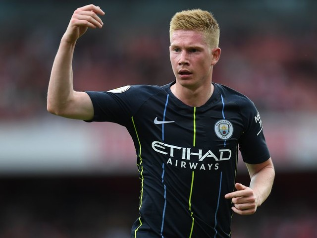 De Bruyne to return, Mahrez dropped - Man City predicted XI vs Burnley