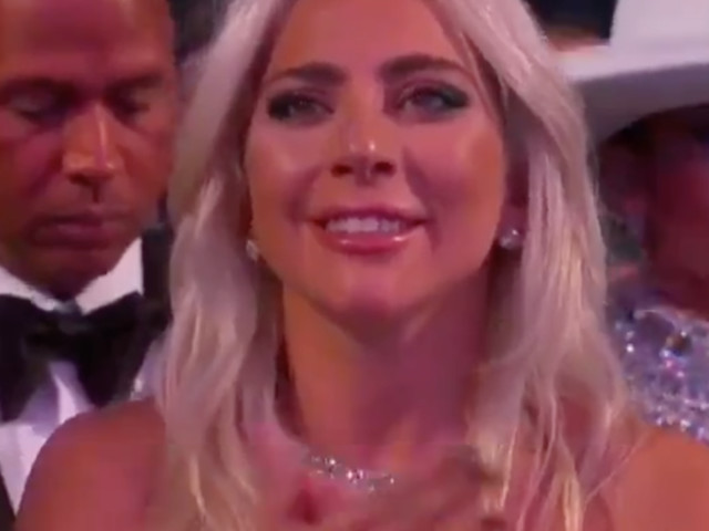 Grammys 2019: Lady Gaga Pulls A Nicole Kidman With Her Applause Technique