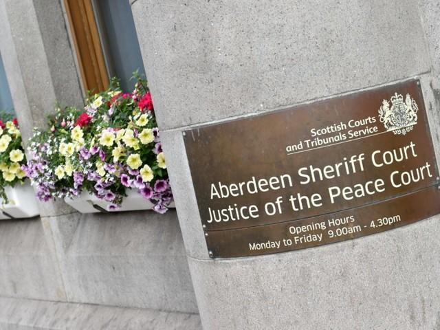 Aberdeen man, 54, in court charged under coronavirus laws
