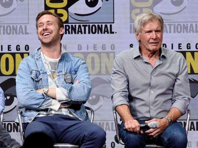 Blade Runner fans should definitely watch The Graham Norton Show when it returns