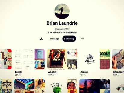 11 Disturbing Pins Saved To Brian Laundrie's Pinterest Boards Before Gabby Petito Died