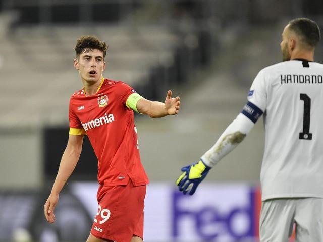 Kai Havertz to Chelsea: Bayer Leverkusen boss jokes about 'exclusive' transfer announcement