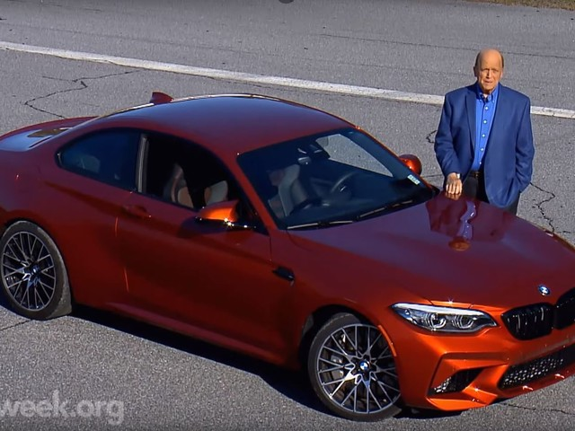 Video: MotorWeek Tests the M2 Competition on the Track