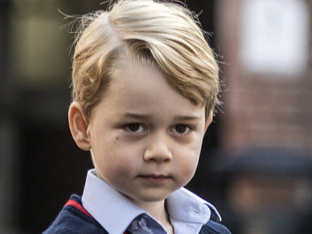 Prince George's Surname: This Is The Full Name The Royal Four-Year-Old Will Use At School
