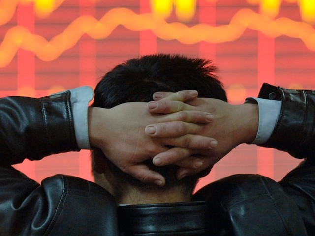 Dow caps worst first quarter ever with 410-point drop on continued coronavirus fears
