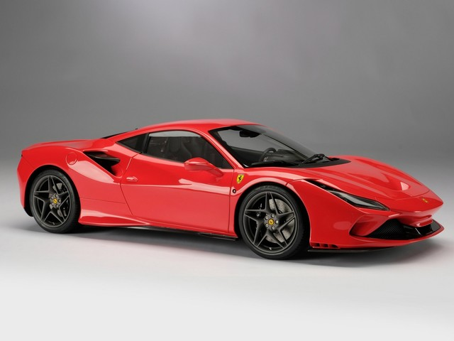 If Owning Ferrari's F8 Is Out of Reach, Perhaps Its 1/8 Version Will Do the Trick