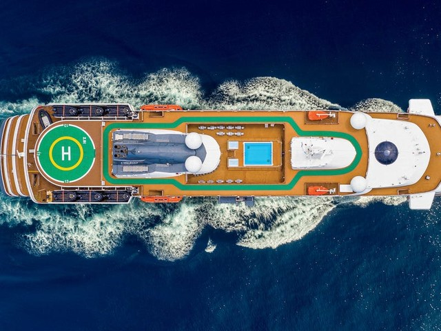 The first new luxury cruise line in over 20 years just debuted in Florida —see inside its first all-inclusive ship