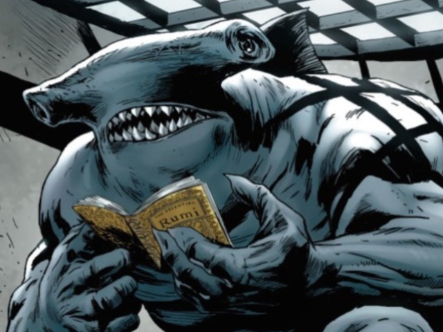 'The Suicide Squad': James Gunn Finds His King Shark in Steve Agee
