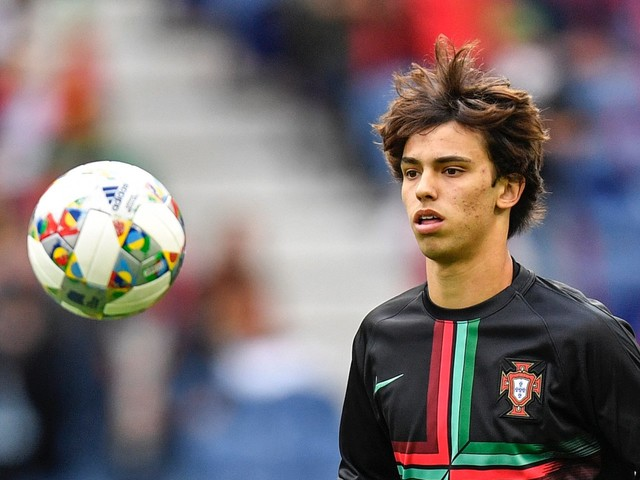 Joao Felix, the $137 million prince of Portuguese soccer and heir to Cristiano Ronaldo, is set to take La Liga by storm this season