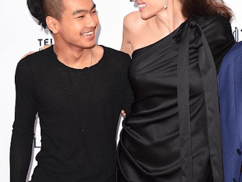 Maddox Jolie-Pitt: 'My Mom Is A Wonder'