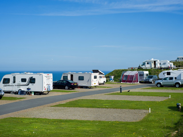 Caravan parks to still struggle during summer – as guests won't be spending money in bars