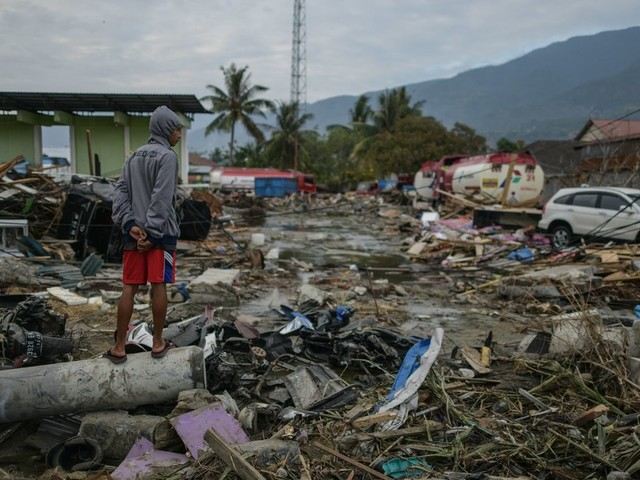 In Palu, Thousands Have Lost In A Moment More Than Many Of Us Will Lose In A Lifetime