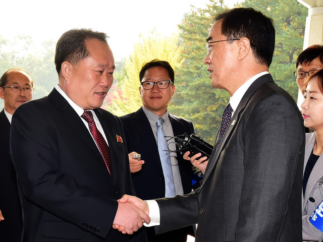 North and South Korea plan further talks on joint 2032 bid and unified Tokyo 2020 team