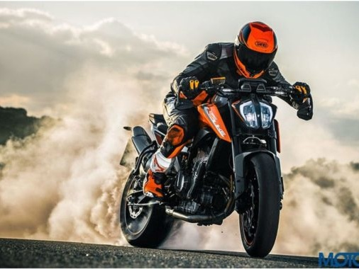 KTM Duke 790 To Be Launched In India On September 23rd