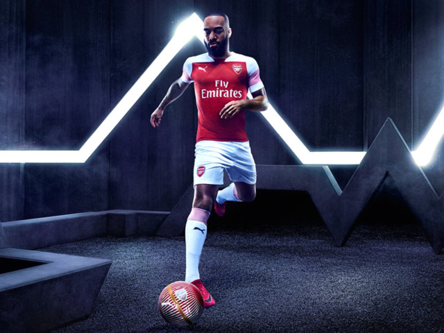 Arsenal Release New 2018/19 Puma Home Kit – First Strip Of The Post-Wenger Era And It's Not Great (Photos & Video)