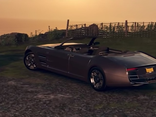 Final Fantasy 15's Regalia vehicle is coming to Forza Horizon. Again